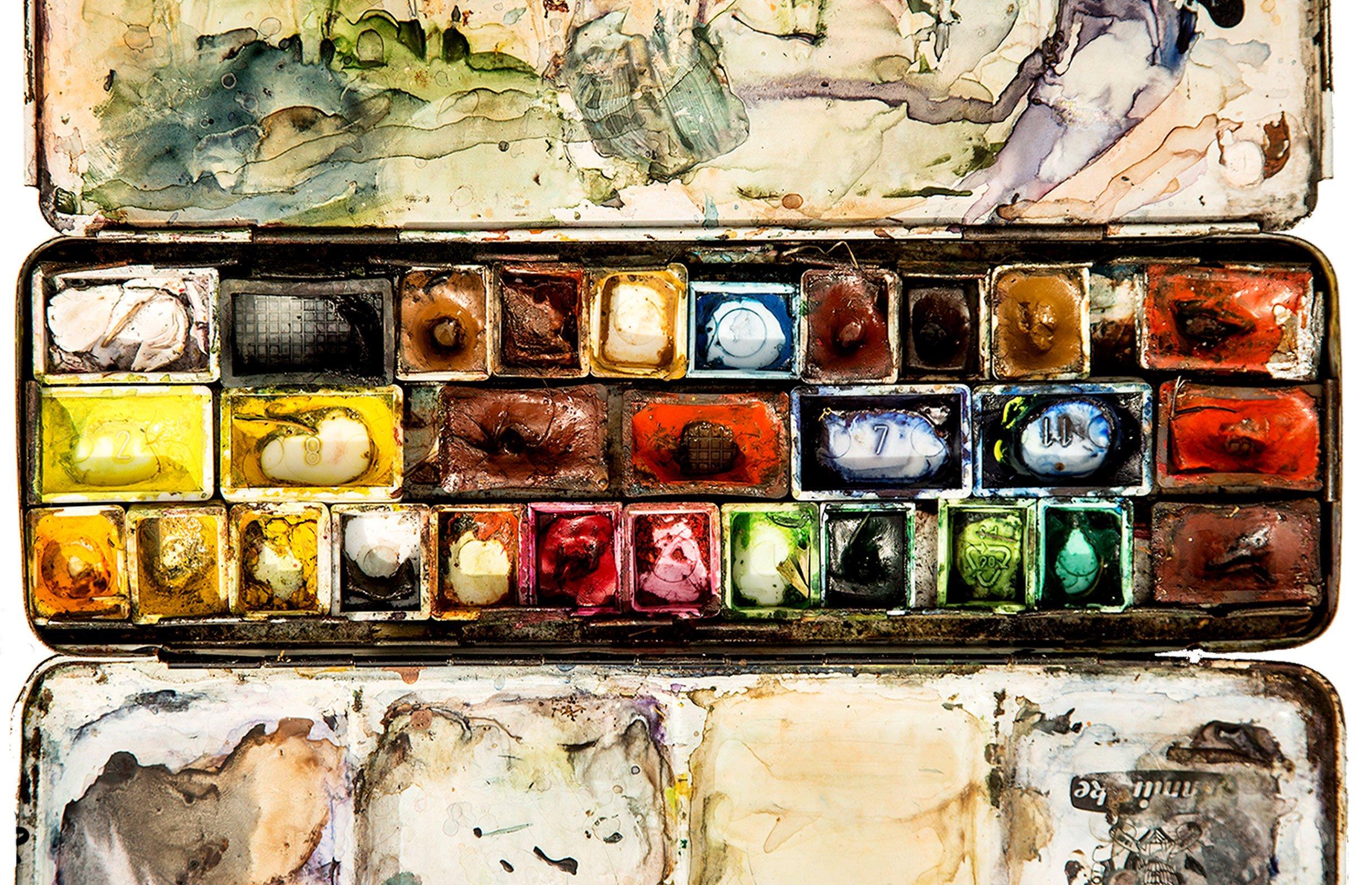 aquarell watercolor workshop berlin grishaus