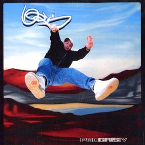 Gris Progrisiv CD Cover