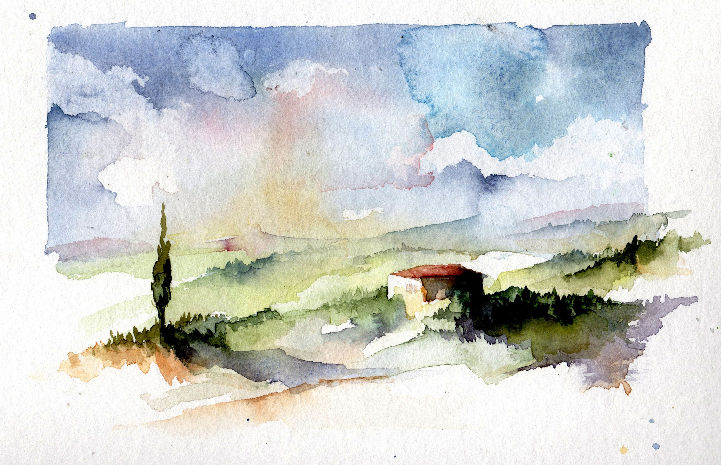 aquarell watercolours workshop berlin gris